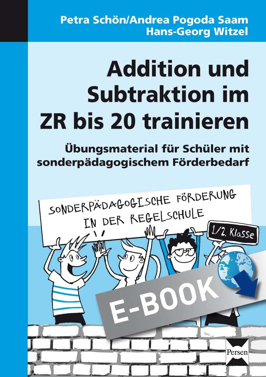 Addition und Subtraktion im Zahlenraum bis 20 trainieren